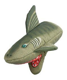 Shark Oven Mitt |