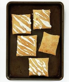 Pumpkin Pie Pop-Tart: This breakfast favorite is easier (and healthier!) than you might think.