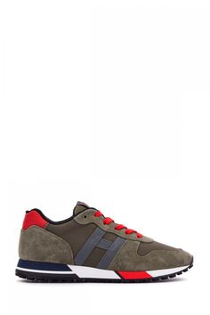 Hogan Herren Sneaker H383 Grau | SAILERstyle Sneakers, Shoes, Fashion, Women's, Tennis, Moda, Slippers, Zapatos, Shoes Outlet