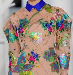 patternprints journal: PRINTS, PATTERNS, TEXTURES AND TEXTILE SURFACES FROM NEW YORK FASHION WEEK (WOMENSWEAR F/W 2015-16)