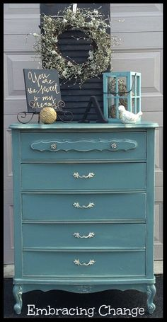 Custom Mix Milk Paint French Provincial - Embracing Change