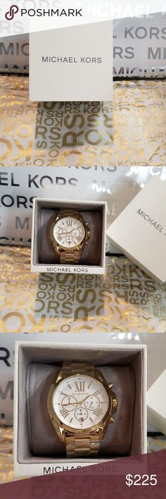 a8e82cc34941 💝MOTHER S DAY💝Michael Kors Women s Watch BNWT Great for Mother s Day  Gift. Pics
