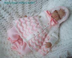 Gallery.ru / Фото #1 - Для детей -платья кофты которфе найдены на просторах инета - ECLAT