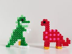 Crafts For Kids, Arts And Crafts, 3d Perler Bead, Yoshi, Pixel Art, Art For Kids, School, Recycled Materials, Activity Toys