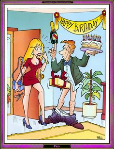 Free porn pics of funny toons 22 of 107 pics. Funny Cartoon Pictures, Cartoon Jokes, Sexy Cartoons, Funny Images, Funny Toons, Happy Birthday Meme, Funny Dating Quotes, Funny Comics, Caricature