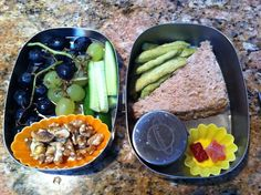 Waste Free Lunches from one of our Foodie Moms