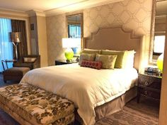 BEDROOM INSPIRATION: Four Seasons Hotel Las Vegas: Deluxe Room
