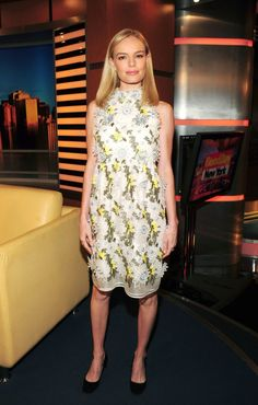 Nadie como Kate Bosworth para defender un look ladylike a la perfección