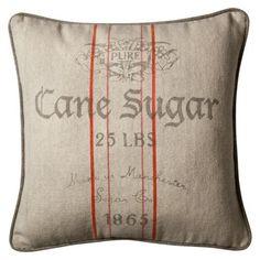 Privet House at Target® Sugar Sack Pillow $24.99