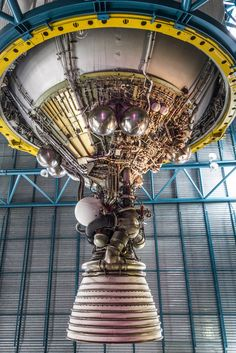 All sizes | Saturn V Stage 3 Engine | Flickr - Photo Sharing!