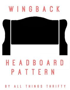 wingback pattern free copy