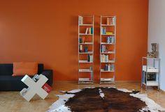 MOX kleinmeubelen met een tijdloos design als een kapstok, boekenrek etc.