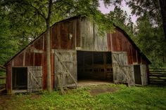 Johnson County Arkansas Barn