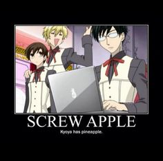 Lol Ouran Highschool Host Club