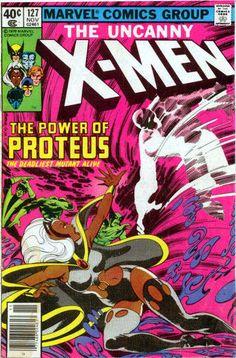 Uncanny X-Men #127 Marvel Comics cover