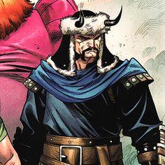 Hogun the Grim - member of the Warriors three from Asgard