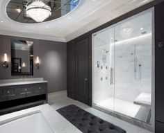 Luxury bathroom www.OakvilleRealEstateOnline.com