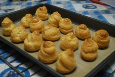 Cream Puffs with Thermomix TM31