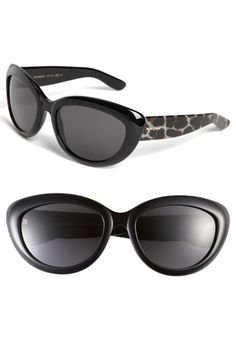 YSL cat's eye sunglasses. Omg I have to have these!