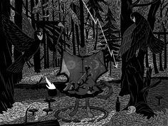 Alchemical Ritual - tincanforest