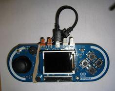 Arduino Esplora Video Game