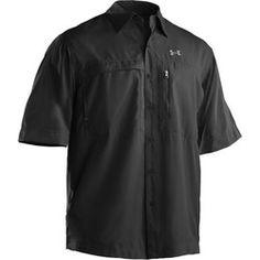 0f12d8228bef Academy - Under Armour® Men s Flats Guide II Button-down Fishing Shirt  Fishing Shirts