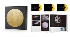 Image of VOYAGER GOLDEN RECORD 3xLP BOX SET