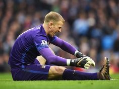 Joe Hart to return from injury for Manchester City's clash against PSG