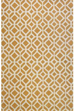 The Home Decorators Collection Taza Area Rug is a great base for a colorful, pattern-friendly room design. || @homedecorators