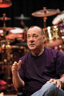 Excellent interview with Neil Peart from Rush