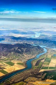 Budapest, River, Mountains, Nature, Outdoor, Dune, Outdoors, Naturaleza, Outdoor Games