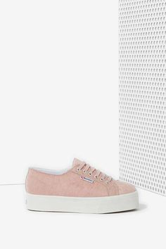 Superga Pony Platform Sneaker - Shoes