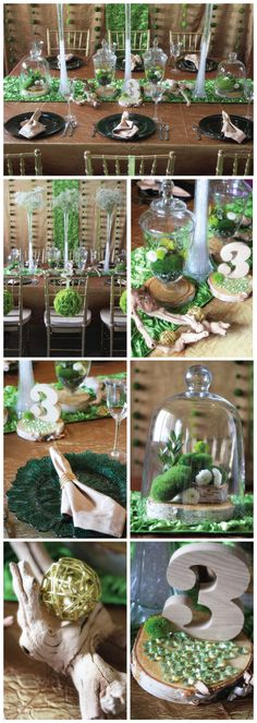 Rustic Chic Garden Wedding Inspiration styled by Soiree-EventDesign.com  The Daily Design by Koyal Wholesale