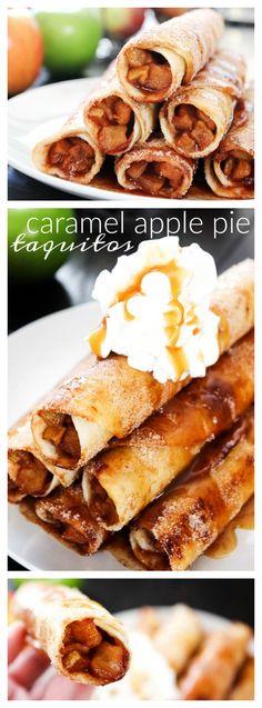 Caramel Apple Pie Ta