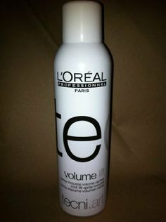 Loreal Professional Volume Lift, Root Lift Spray-mousse 250 Ml by L'Oreal Paris. $15.00. Loreal Professional Volume Lift Spray. For all hair types, finishing spray.