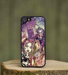 Harley Quinn Joker Batman Horror Rubber Phone Cover Case for Iphone 4 4s 5 5s 5c in Mobile Phones & Communication | eBay