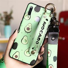 Huawei - Wrist Strap 19.48 CAD Phone Cases, Personalized Items, Coral, Phone Case