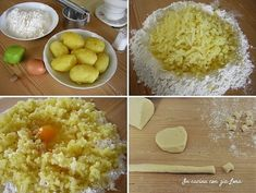 Pasta Casera, Food For Thought, Biscotti, Food And Drink, Banana, Favorite Recipes, Yummy Food, Cooking, Ethnic Recipes