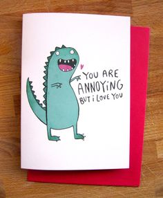 Ha these are cute cards to give someone..