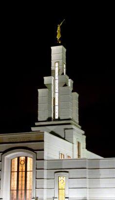 Accra Ghana LDS Temple