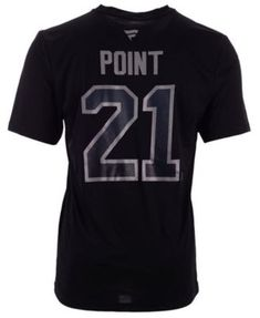 4a04c30a9 Authentic Nhl Apparel Men Brayden Point Tampa Bay Lightning Synthetic Stack  Name and Number T-Shirt