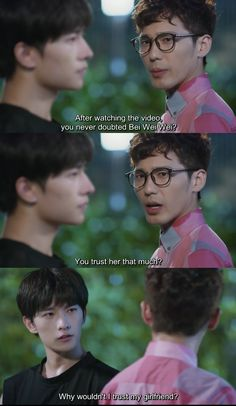 Need a boyfriend like Xiao Nai ❤️ One of the nicest and most caring guy in all the Asian dramas I've watched thus far. Boyfriend Goals Relationships, Boyfriend Goals Teenagers, Relationship Goals, Cute Love Stories, Love Story, Love 020, Taiwan Drama, Yang Yang Actor, Cute Kiss