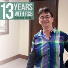 Happy 13 Year #Workiversary Cathy!
