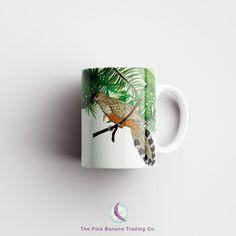 Pájaro Bobo Mayor - Coccyzus Vieilloti Mug
