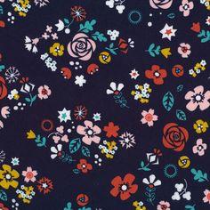 Blossom Festival from the Tsuru Collection - organic cotton by @kim + tasha