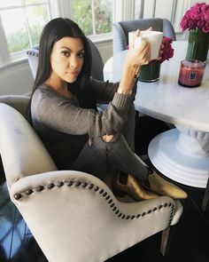 Pin by kardashian jenner on khloe kardashian home decor - Kourtney kardashian kitchen chairs ...