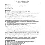 Resume Technical Skillspincloutcom Templates Resume Pinclout