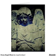 Stone Angel Blues Card