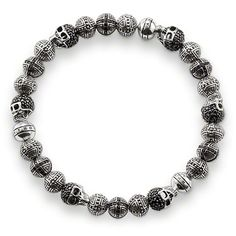 THOMAS SABO skull bracelet