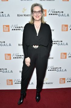Meryl Streep Photos Photos - (EXCLUSIVE COVERAGE)  Actress Meryl Streep backstage during the 44th Chaplin Award Gala at David H. Koch Theater at Lincoln Center on May 8, 2017 in New York City. - 44th Chaplin Award Gala - Backstage